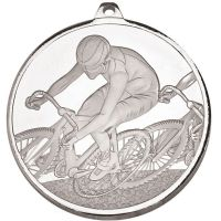 Frosted Glacier Cycling Medal  </br>AM2006.02